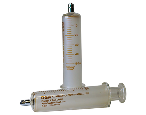FORTUNA® DGA Glass Syringe Set for Dissolved Gas Analysis