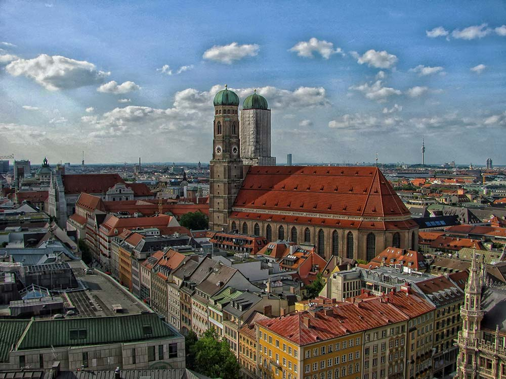 The analytica trade fair in Munich has been cancelled